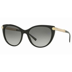 Versace Cat Eye Style Grey Gradient Lens